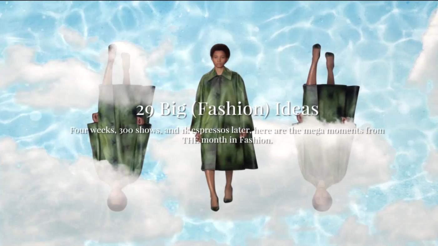 3aa360fb7f7a 29 Big Fashion Ideas Spring 2018