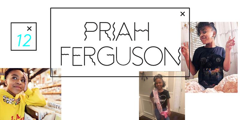 Priah Ferguson