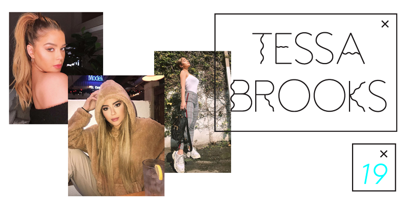Tessa Brooks