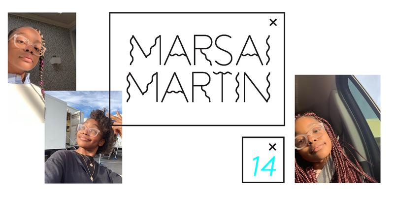 Marsai Martin