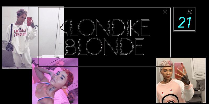 Klondike Blonde