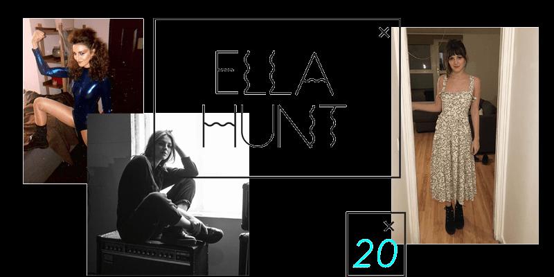 Ella Hunt