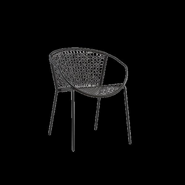 Sophia Black Dining Chair image