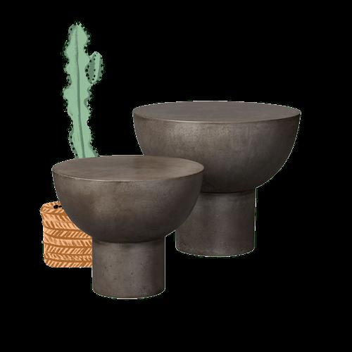 Bongo Side Tables image