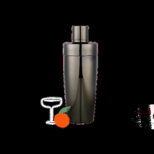 Neil Black Nickel Cocktail Shaker image