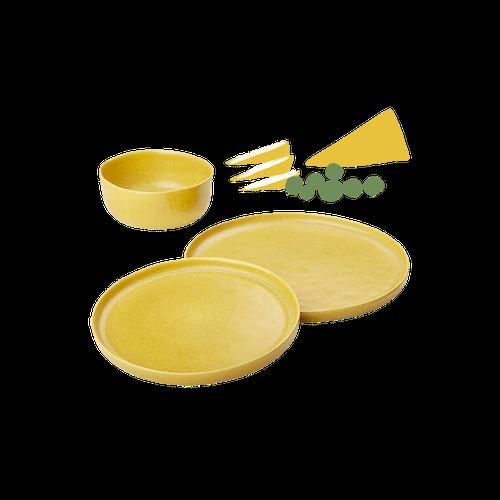 Ecru Natural Dinnerware image