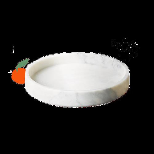 Scoop Marble Bowl image