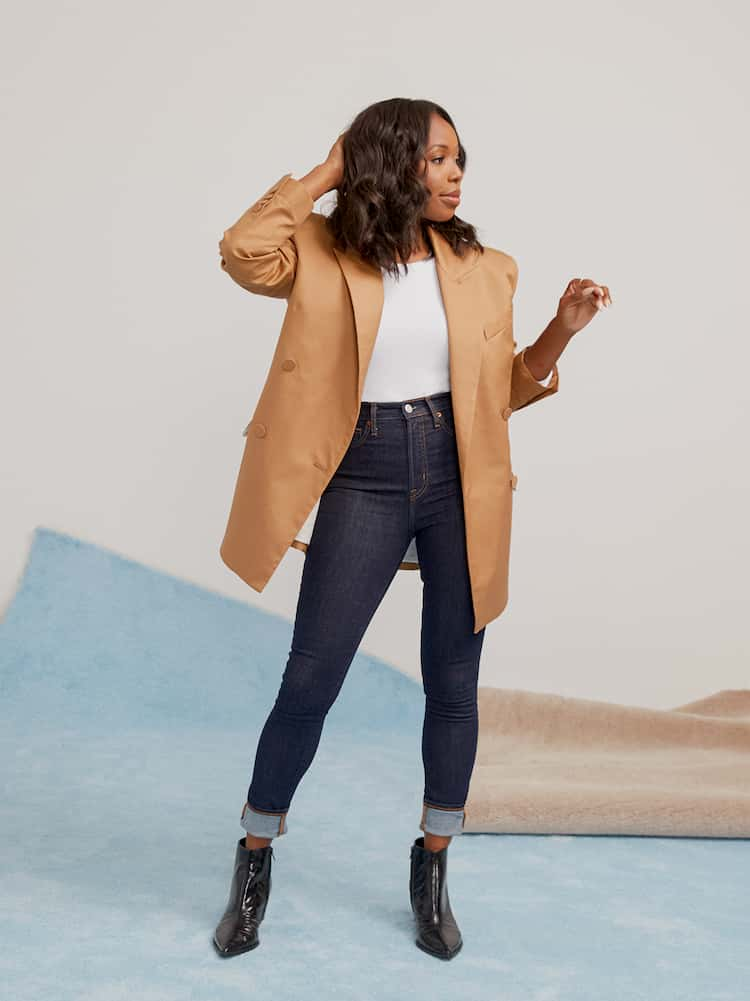 Gap Sky High True Skinny Jeans with Secret Smoothing Pockets