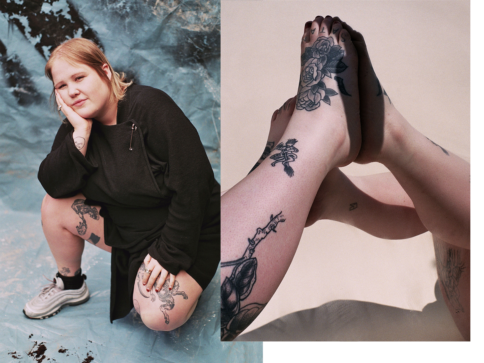 Cardi B Leg Tat: Tattoo Meaning Young Women Trend Body Image Photos