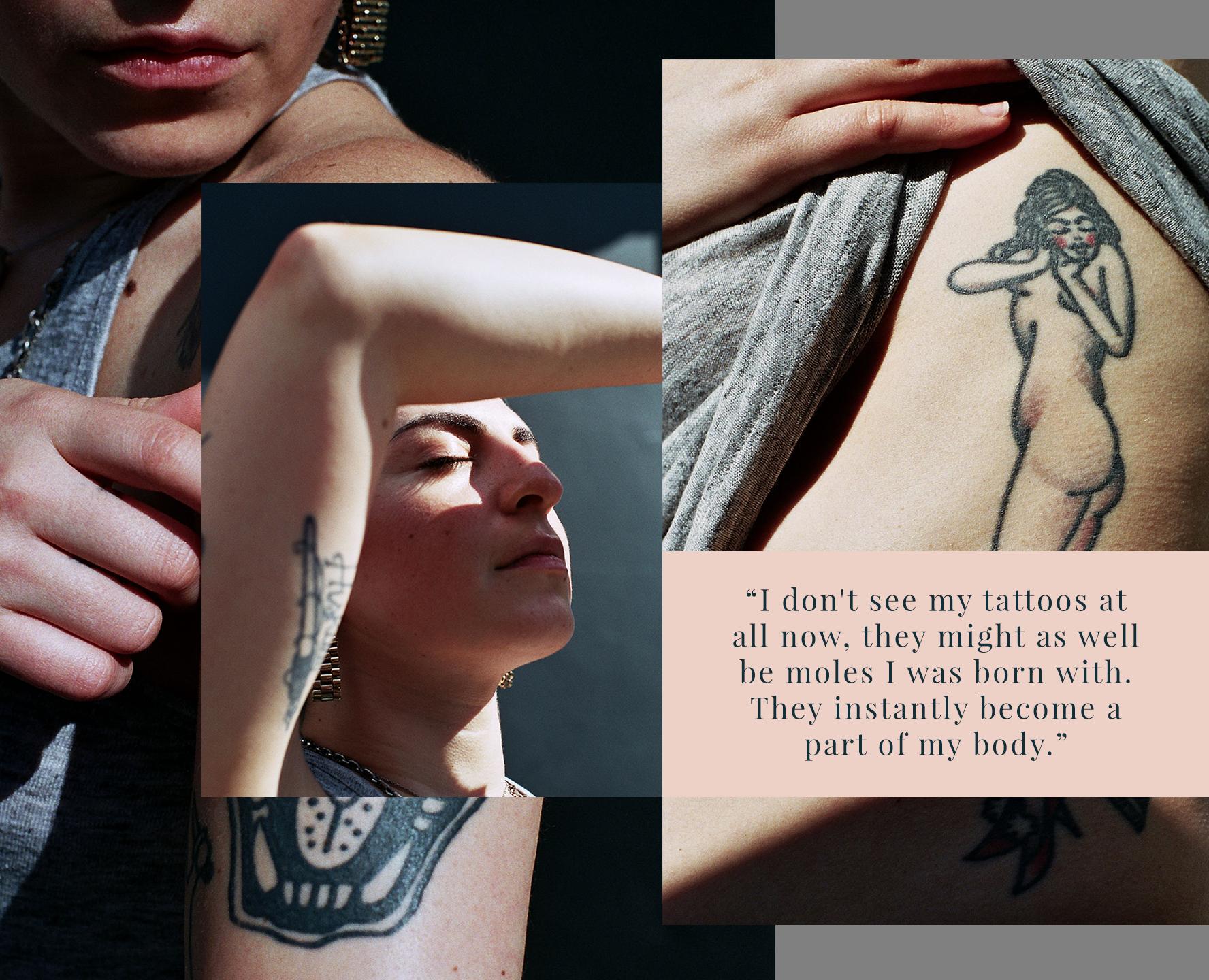 Tattoos Body Image Photos