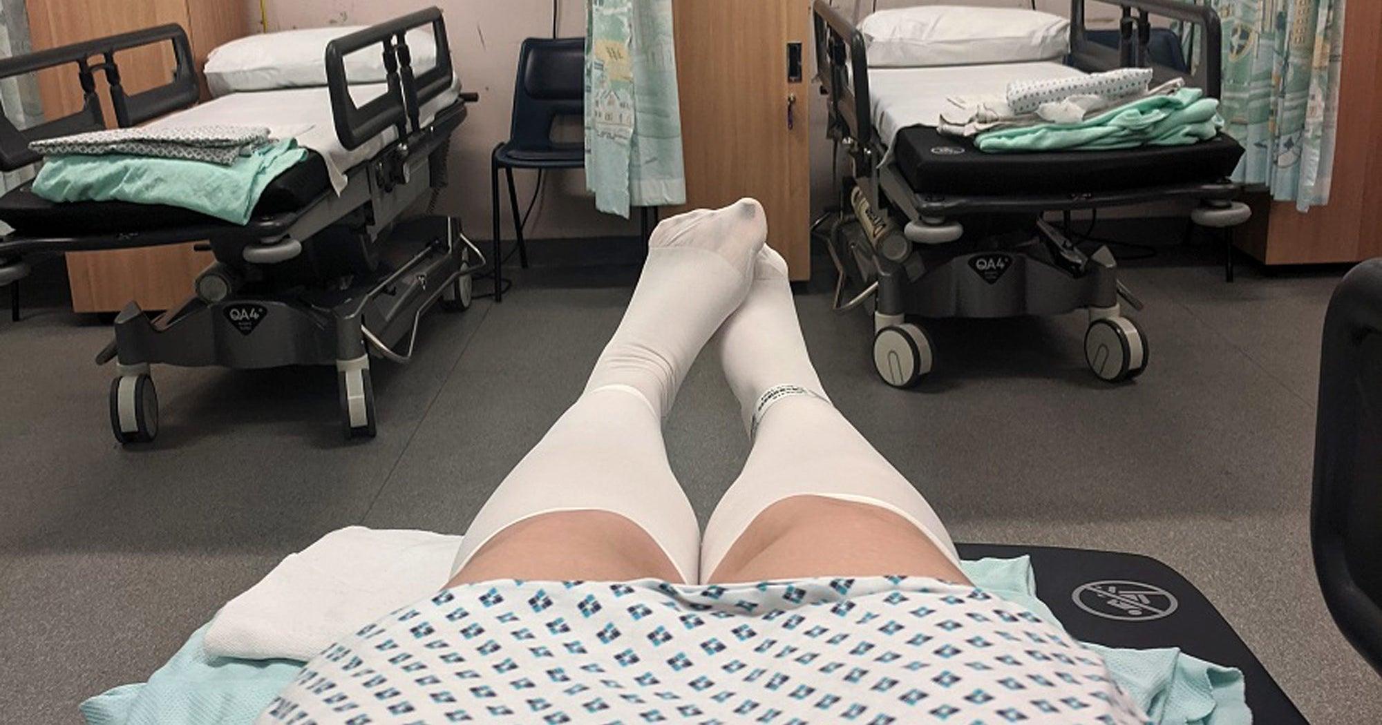 Krankenhaus eierstockentfernung wie lange Hysterektomie, Operation,