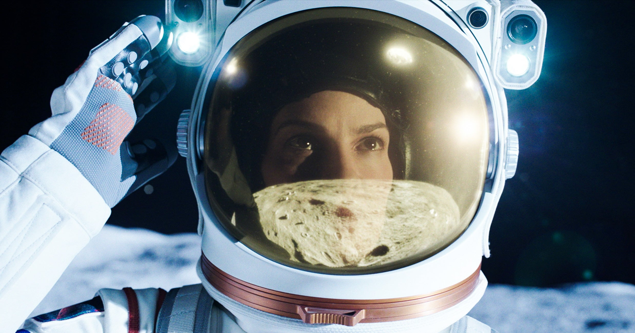 Netflix's Away Is Inspired By A Very Real — & Very Long — Space Mission