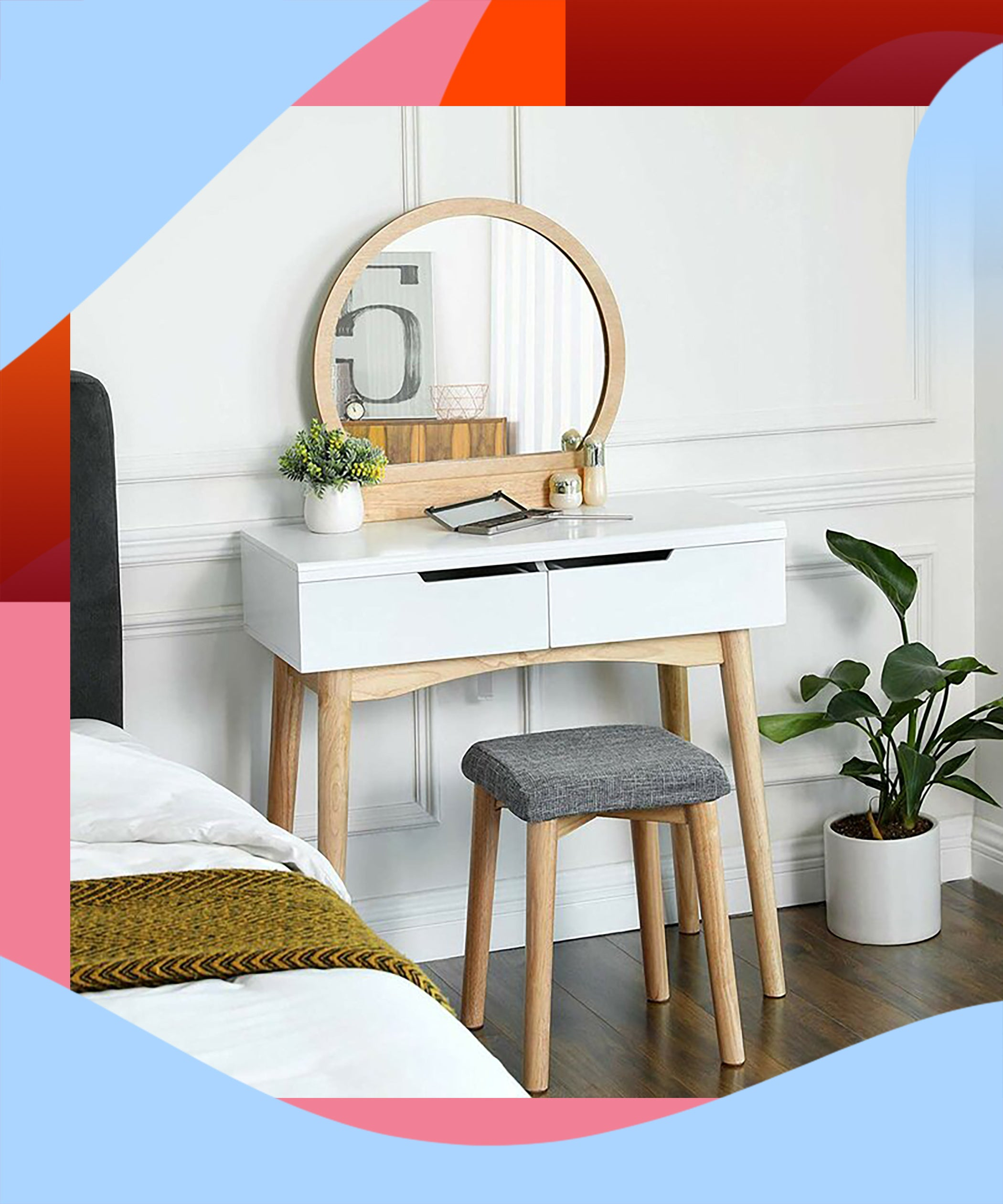 Best Makeup Vanity Tables To Get Ready At Home