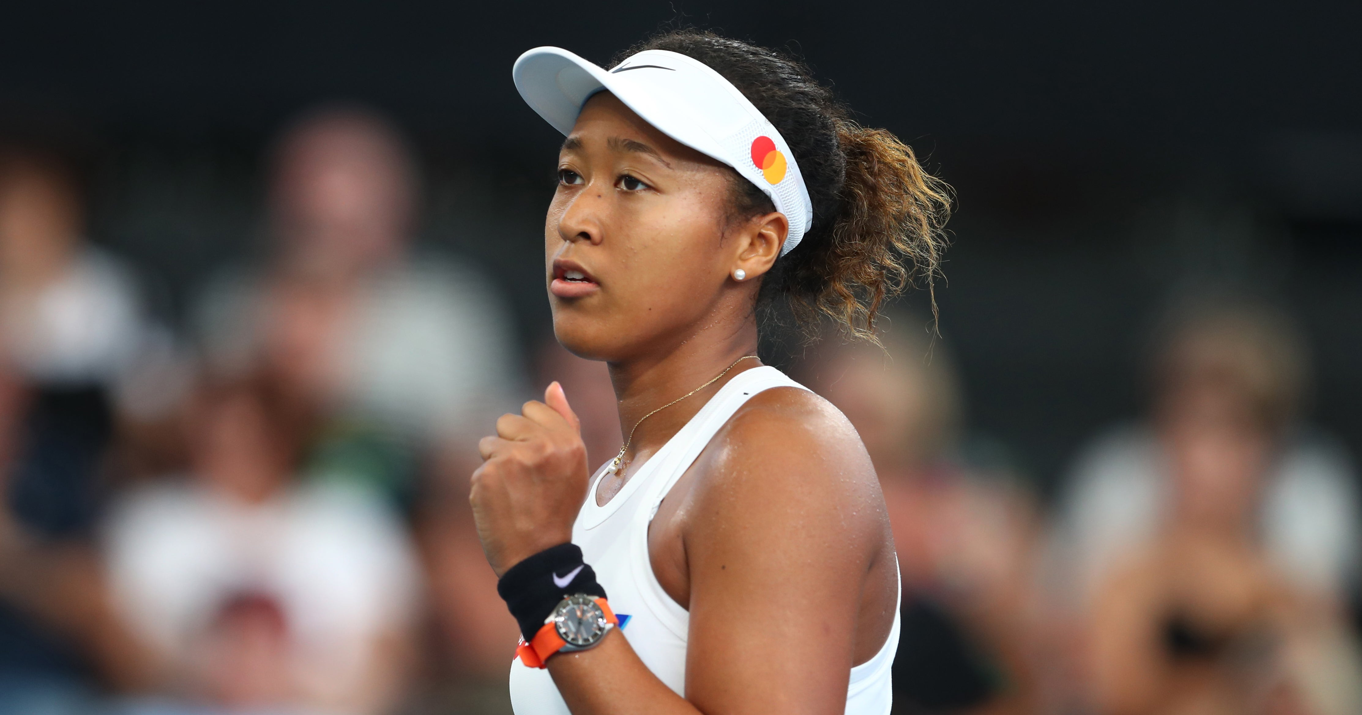 Naomi Osaka's Post-Match Hairstyle Is More Important Than You Think
