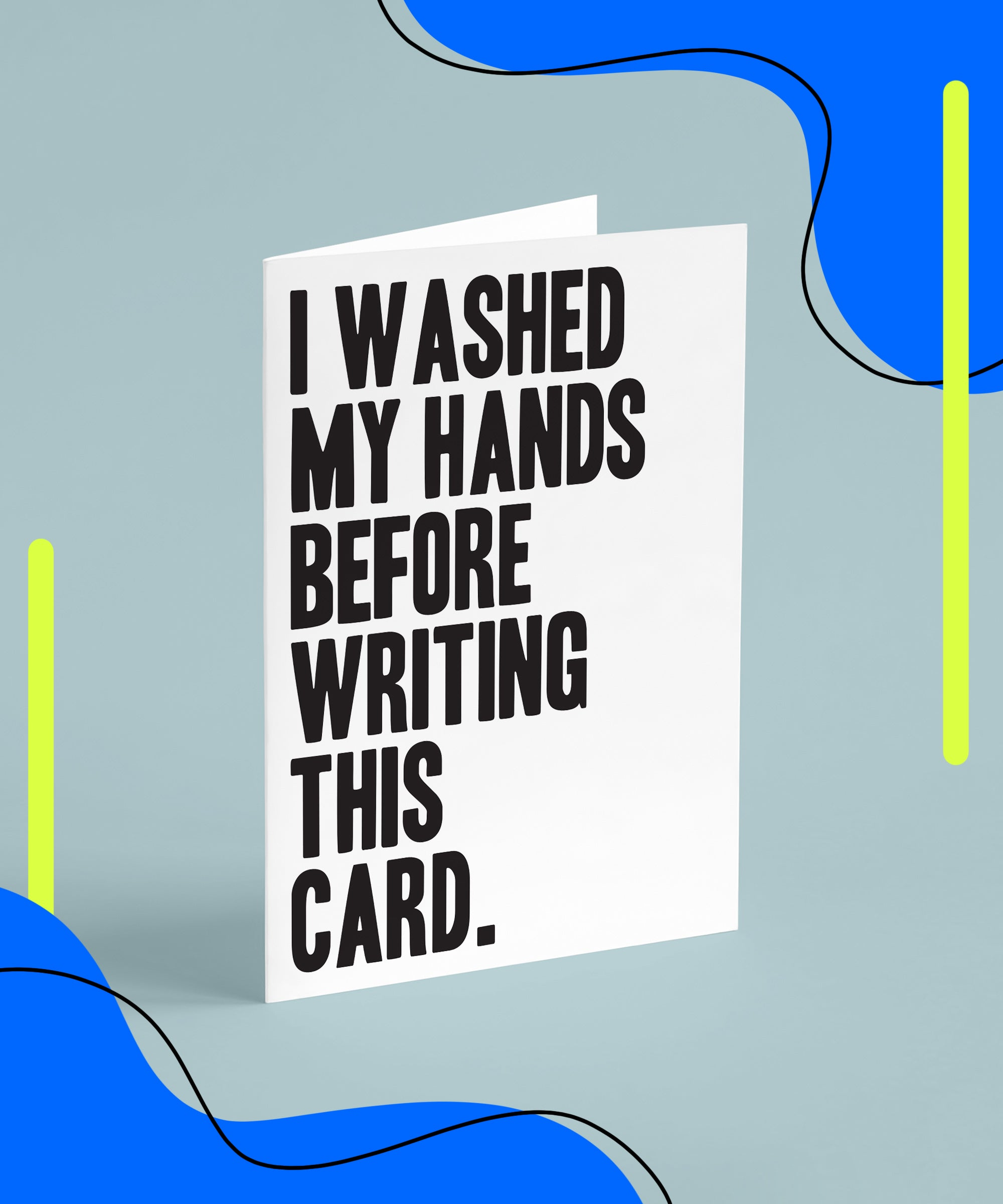 Why Coronavirus Themed Greeting Cards Are Everywhere