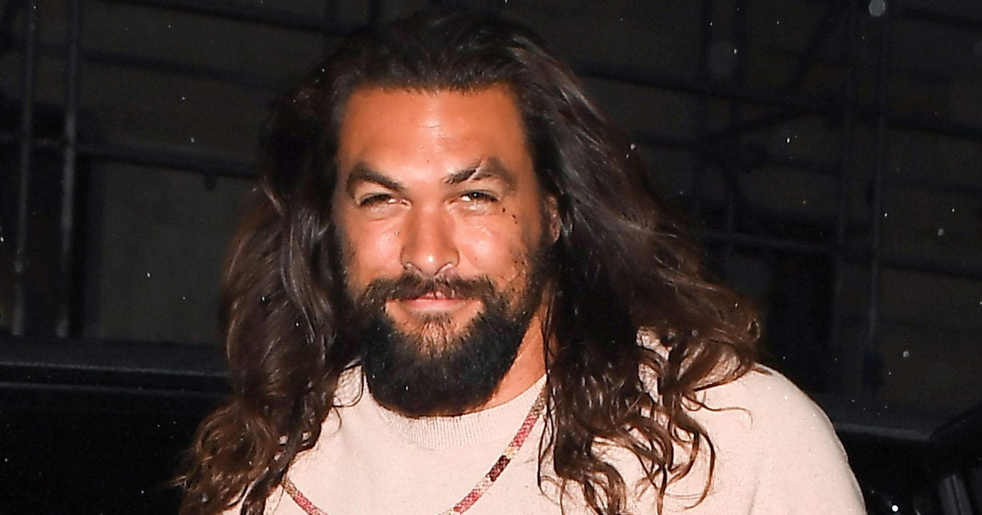 """Jason Momoa Supports """"Justice League"""" Co-Star Ray Fisher: """"This Sh*t Needs To Stop"""""""