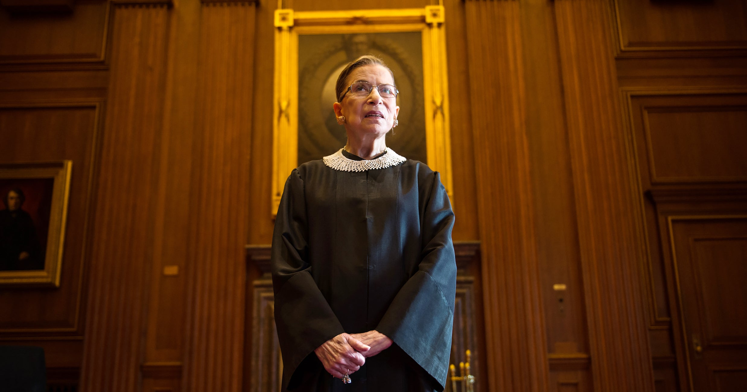Yes, Ruth Bader Ginsburg Became A Feminist Meme. But She Was So Much More.