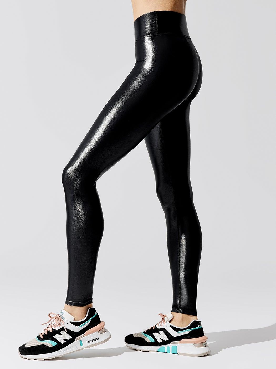 Carbon38 Takara Leggings in Black Medium NWT | Schimiggy
