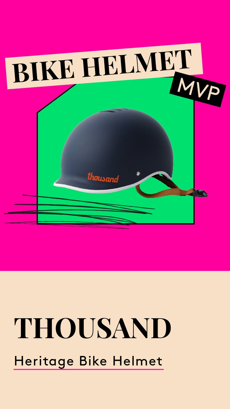 Helmet MVP. Thousand heritage bike helmet. A photo of a helmet.