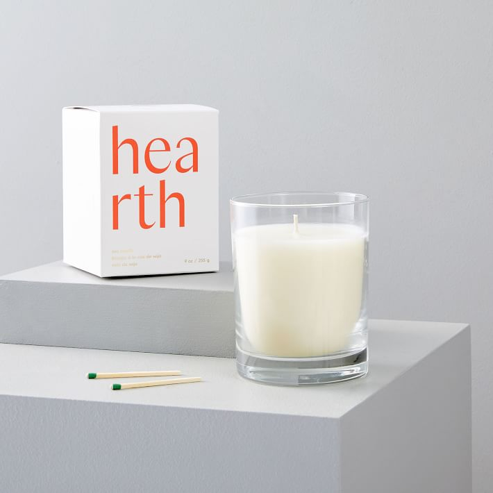 Naturalist Collection Hearth Candle