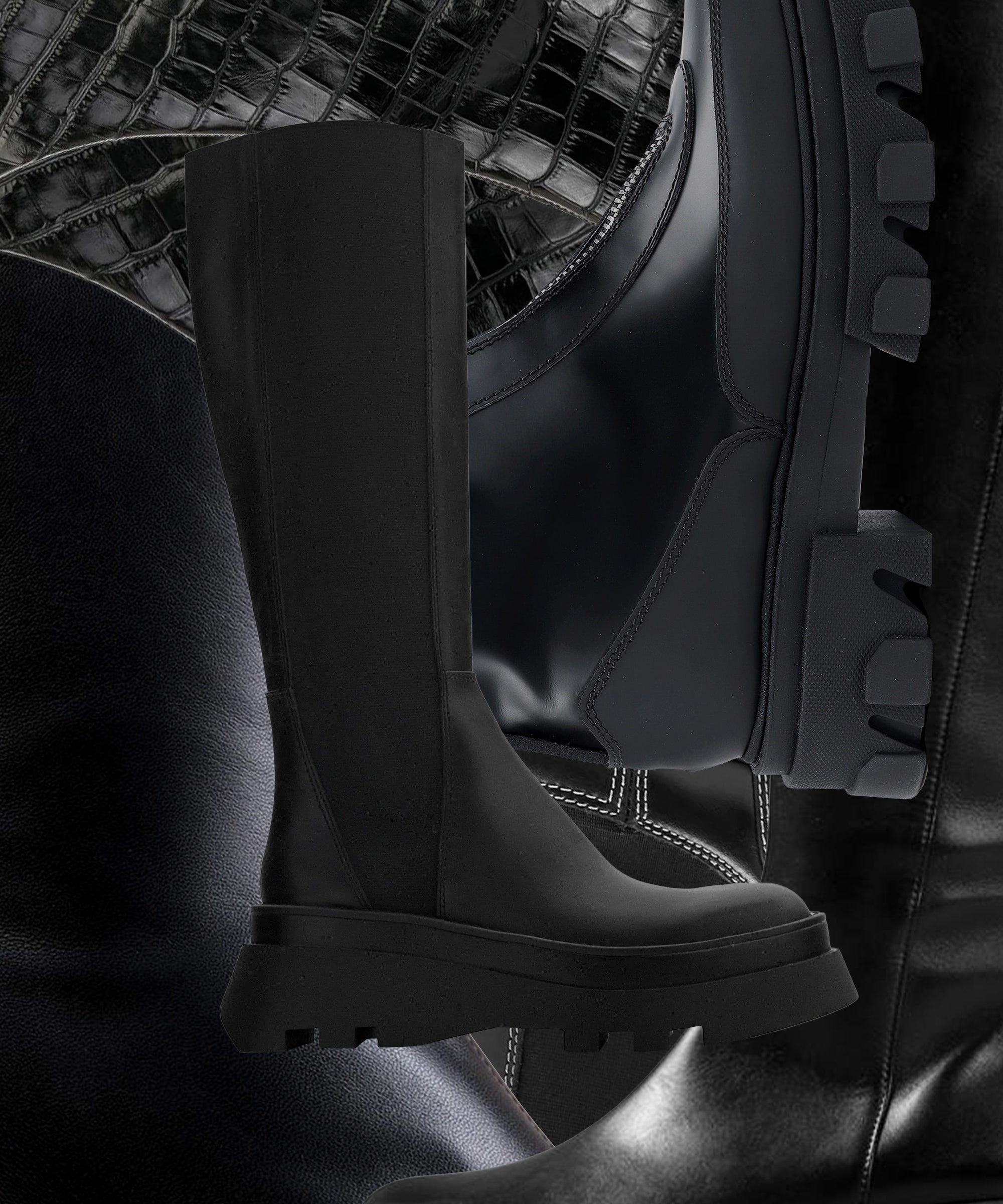 The Best Black Boots: A Definitive