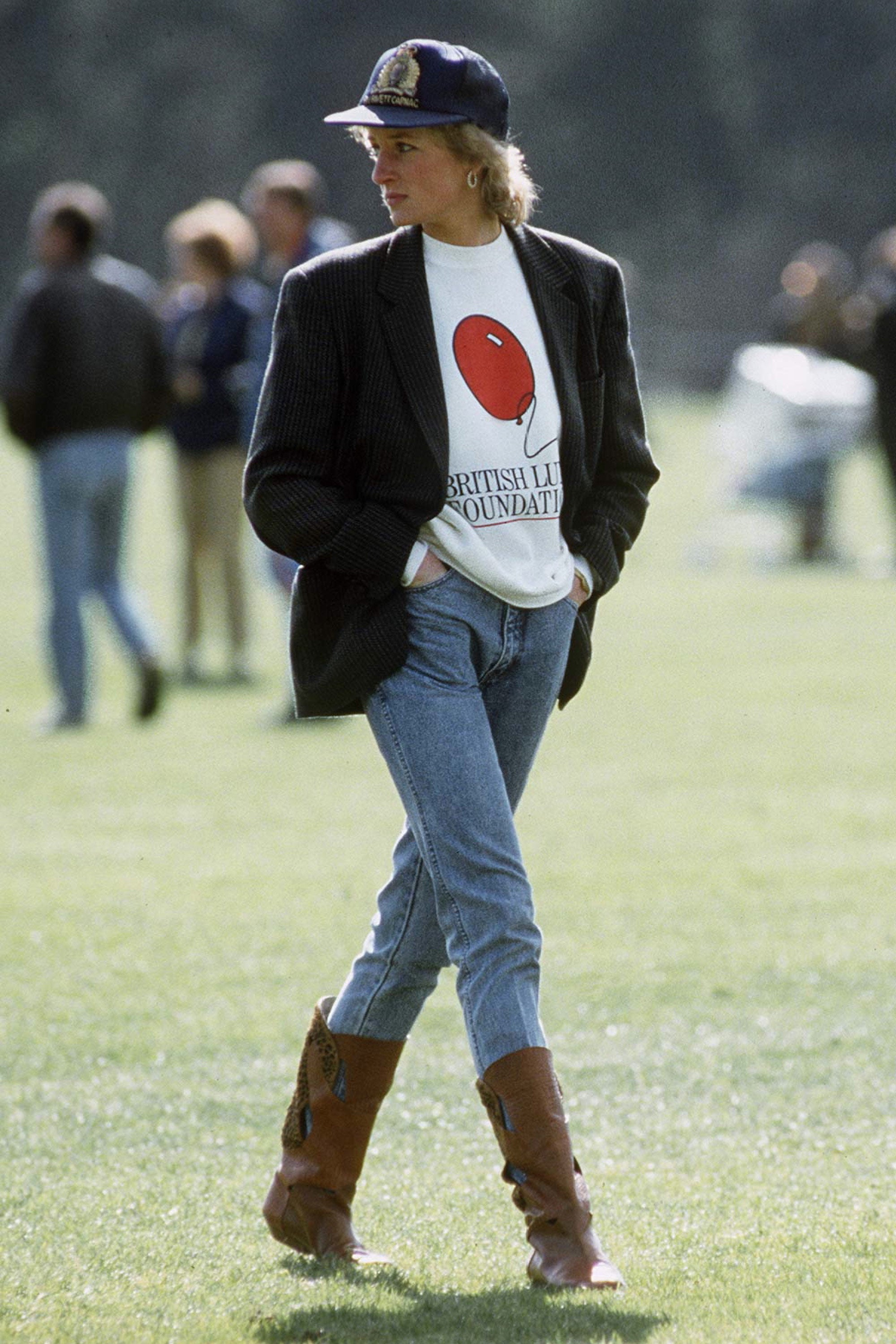 Princess Diana S Best Fashion Style Moments