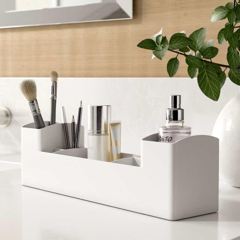 Bathroom Counter Organizers Stylish, Bathroom Sink Top Organizer