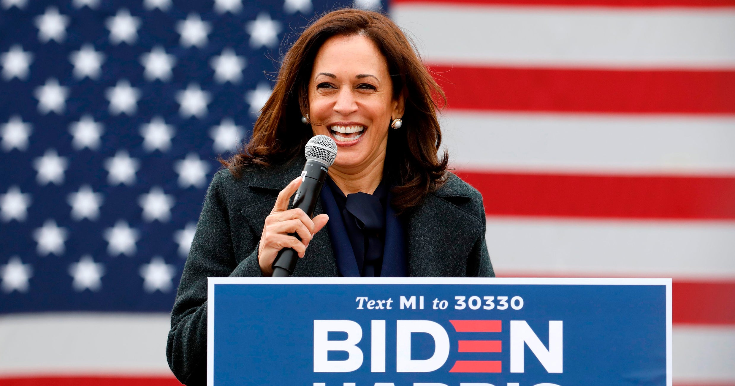 Why Is Kamala Harris Being Criticized For Dancing? Racism.