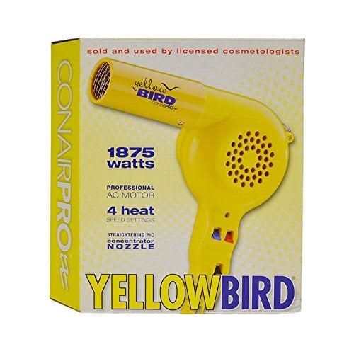 Pro Yellowbird Hair Dryer