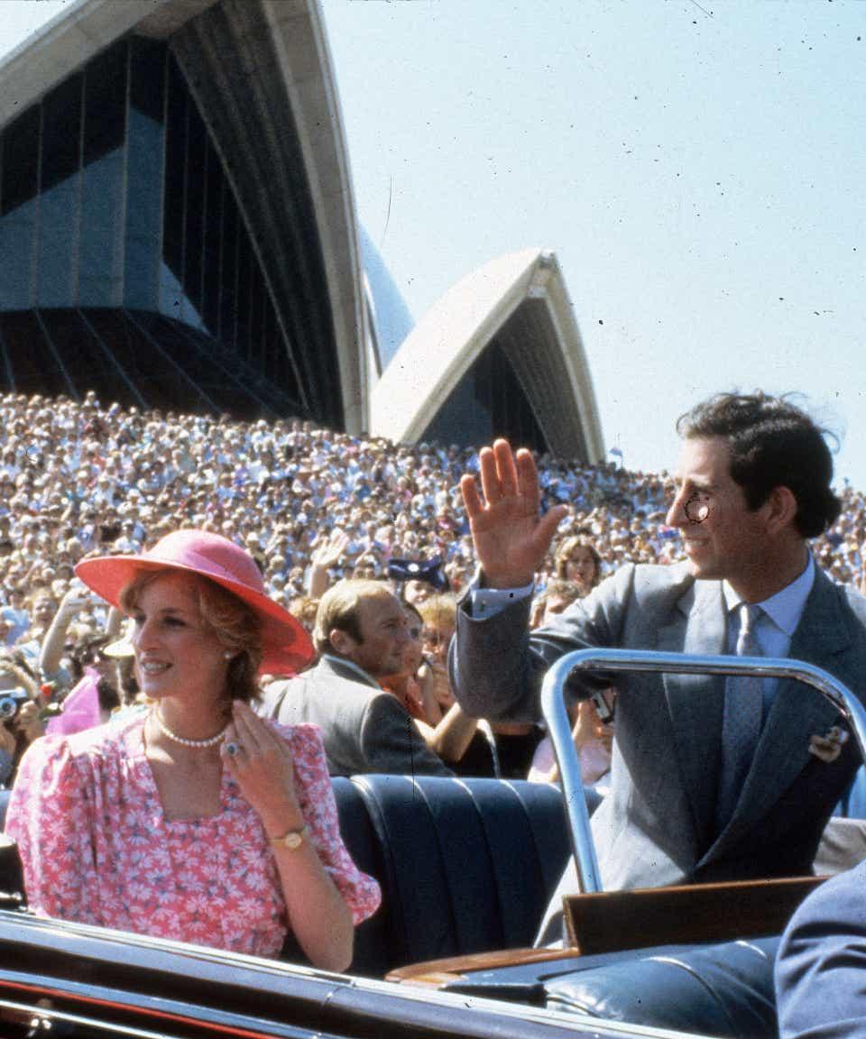 1983 New Zealand Royal Visit Honours