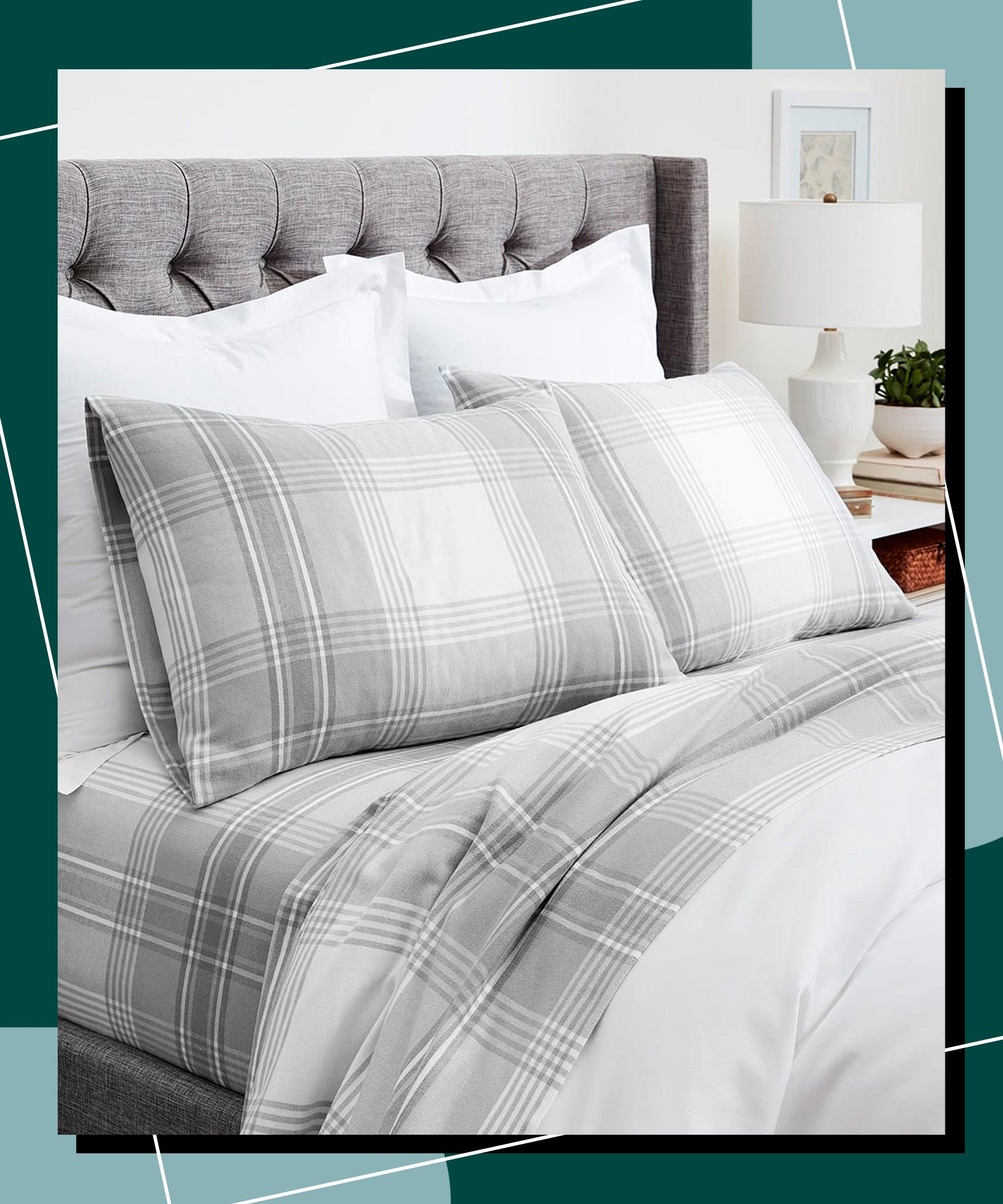 Soft Flannel Sheet Sets Best Winter Bedding 2020