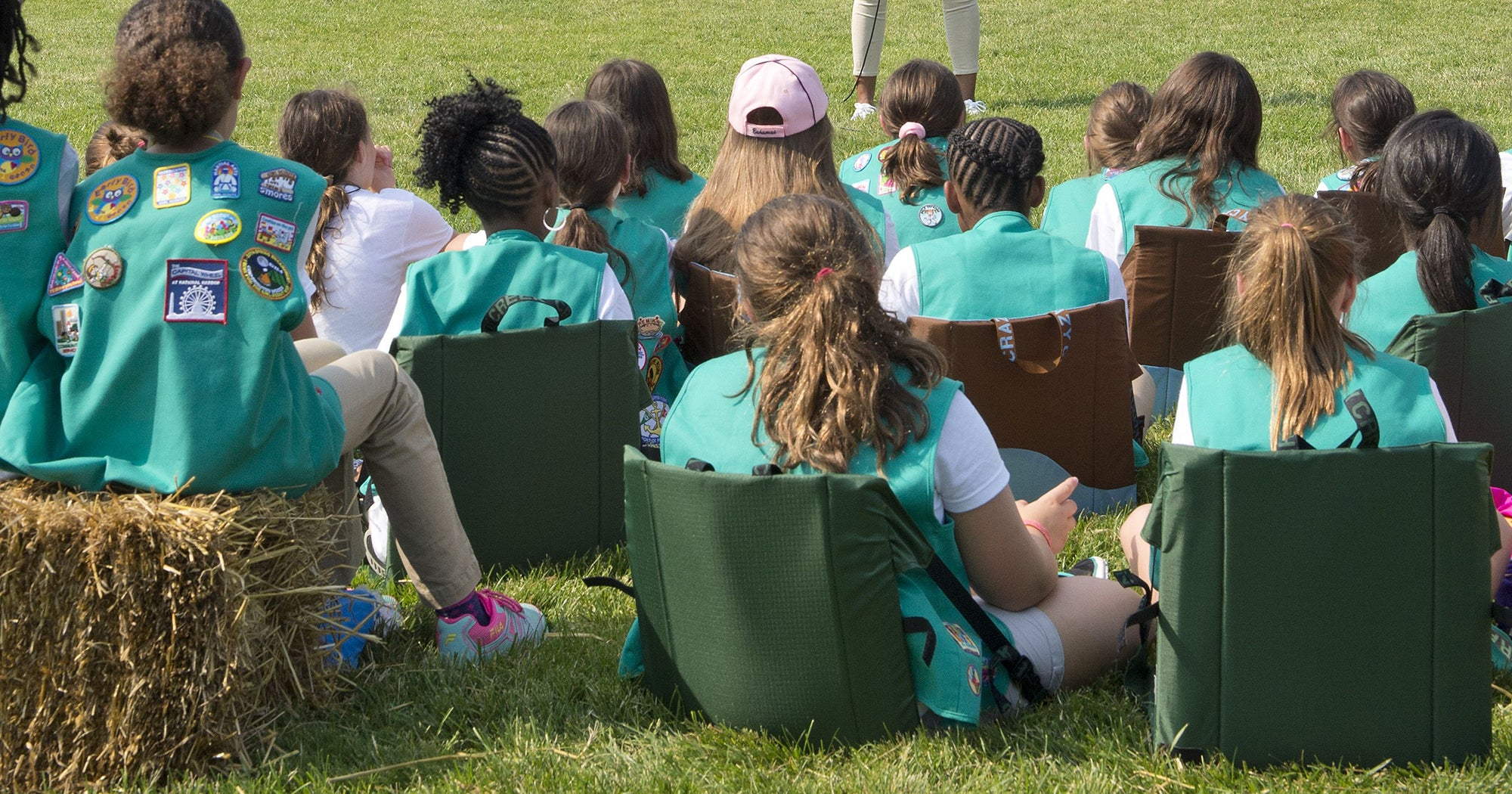 The Girl Scouts Are Under Fire For Congratulating Amy Coney Barrett