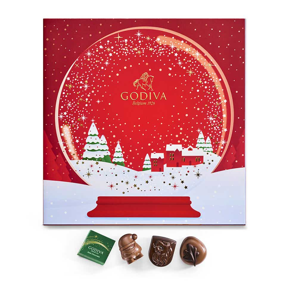 2021 Christmas Candy Countdown Calendar Best Candy Chocolate Holiday Advent Calendars 2020