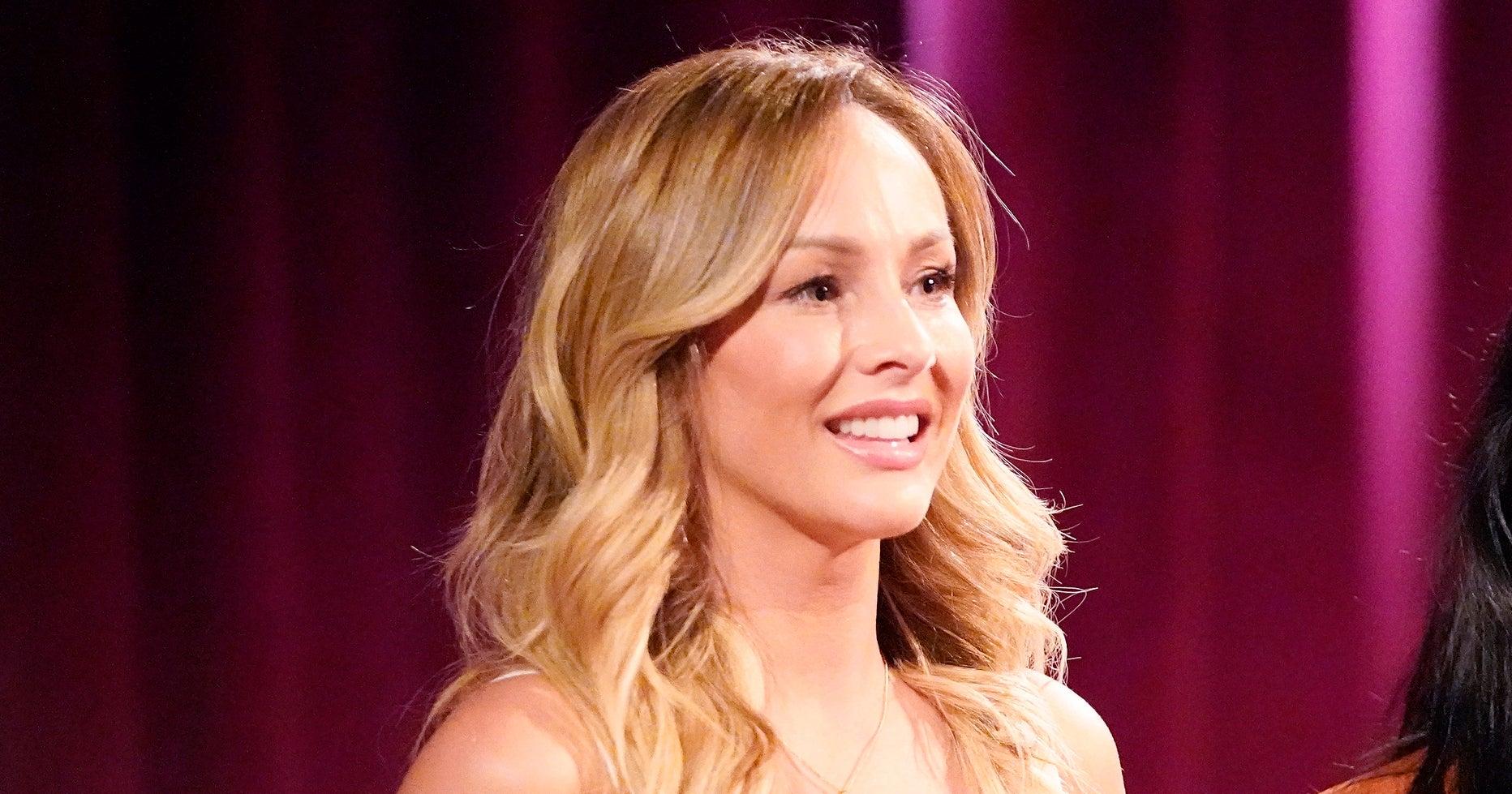 Clare Not To Blame For Bachelorette Season Controversy
