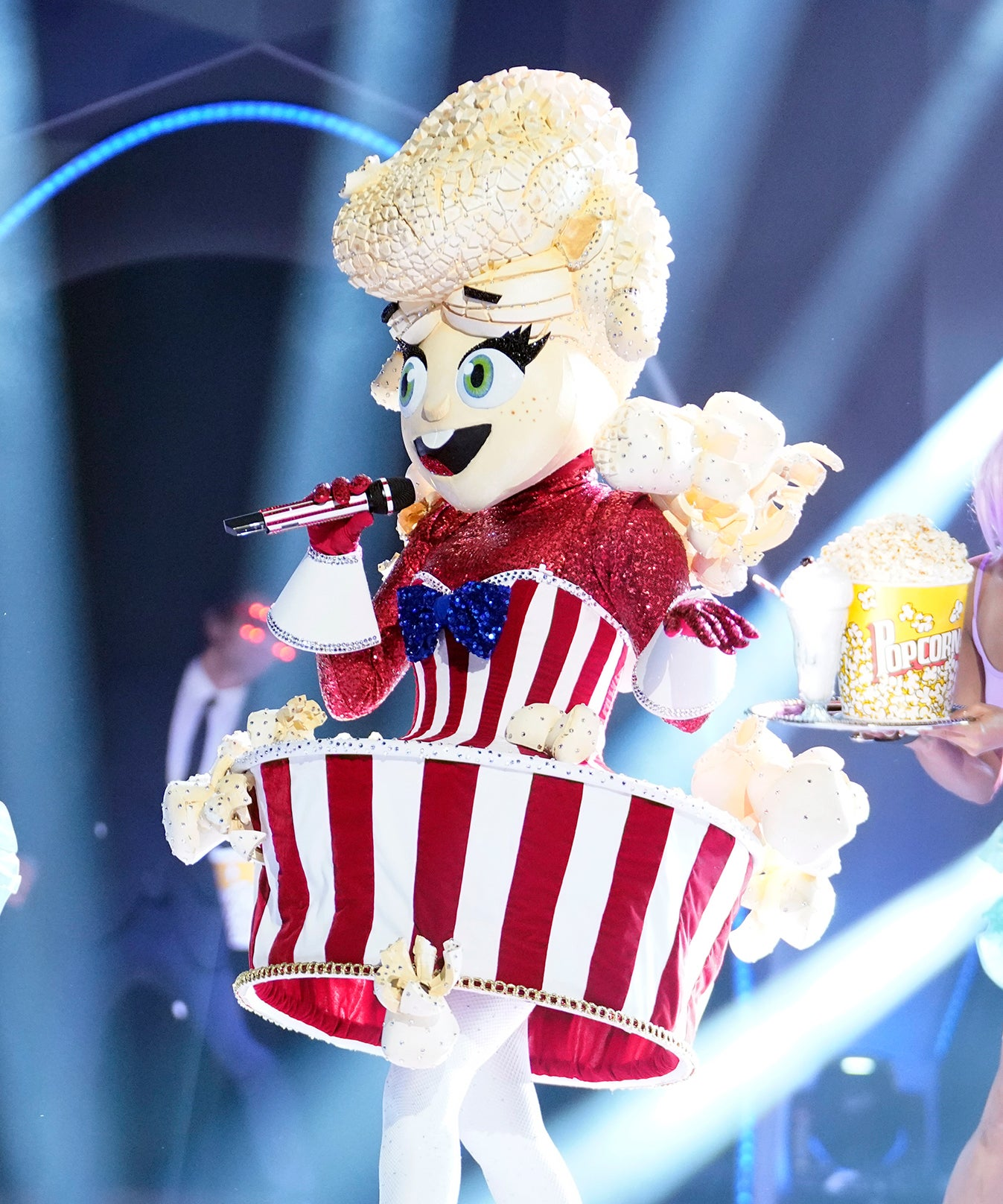 Who Is Popcorn On The Masked Singer Taylor Dayne