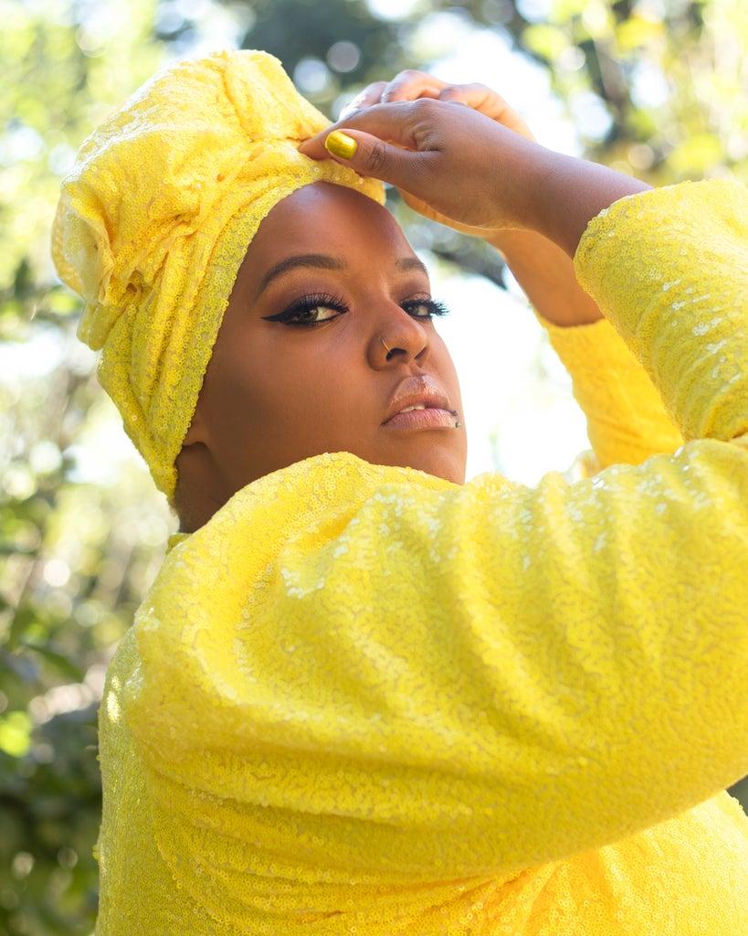 Ein Plus-Size-Model mit Hijab ist das Gesicht der neuen Modelinie von Eloquii