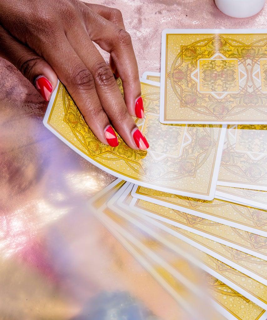 Ich habe mein Leben für eine Woche den Tarotkarten überlassen