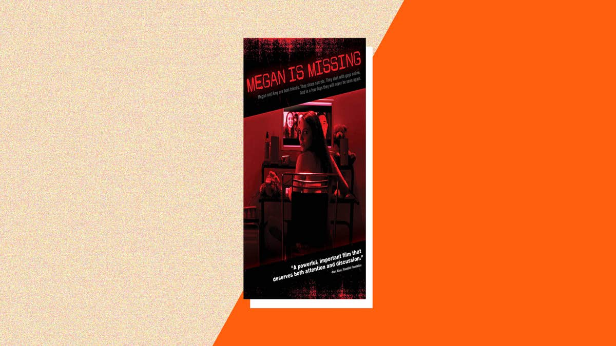 is megan is missing a true story not real but scary is megan is missing a true story not