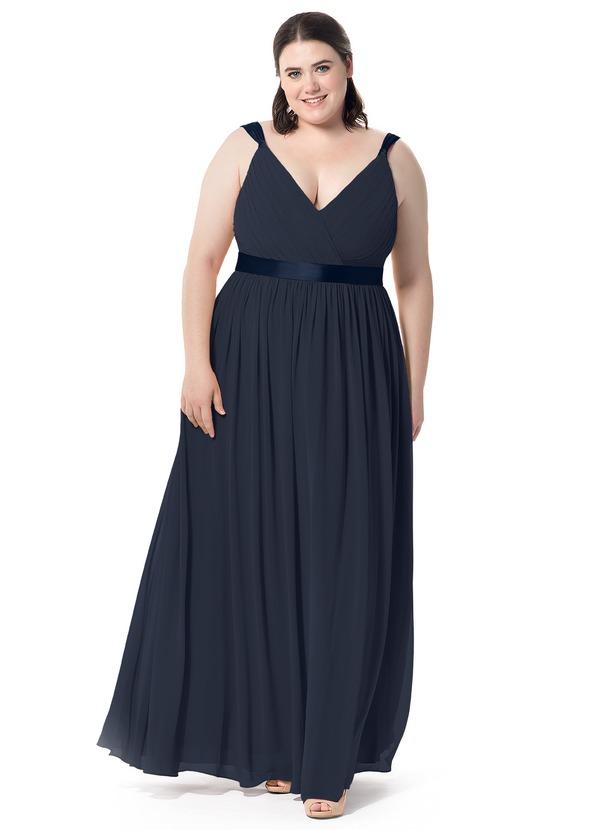 Azazie Azazie Cheryl Bridesmaid Dress | Used, Size: 6, $75
