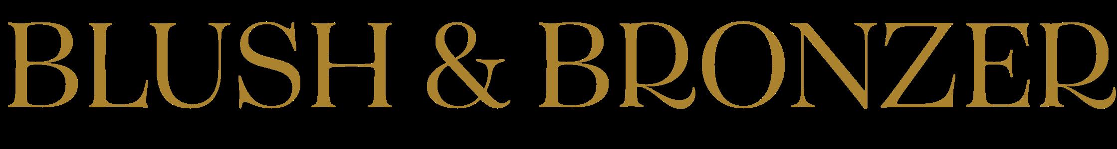 Blush & Bronzer