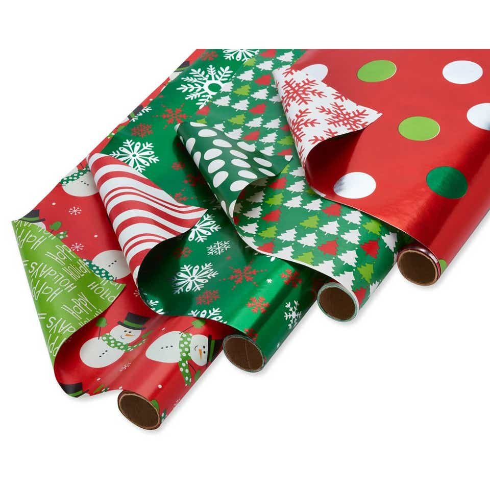 Where To Buy Wrapping Paper 2020: Best Stores & Online