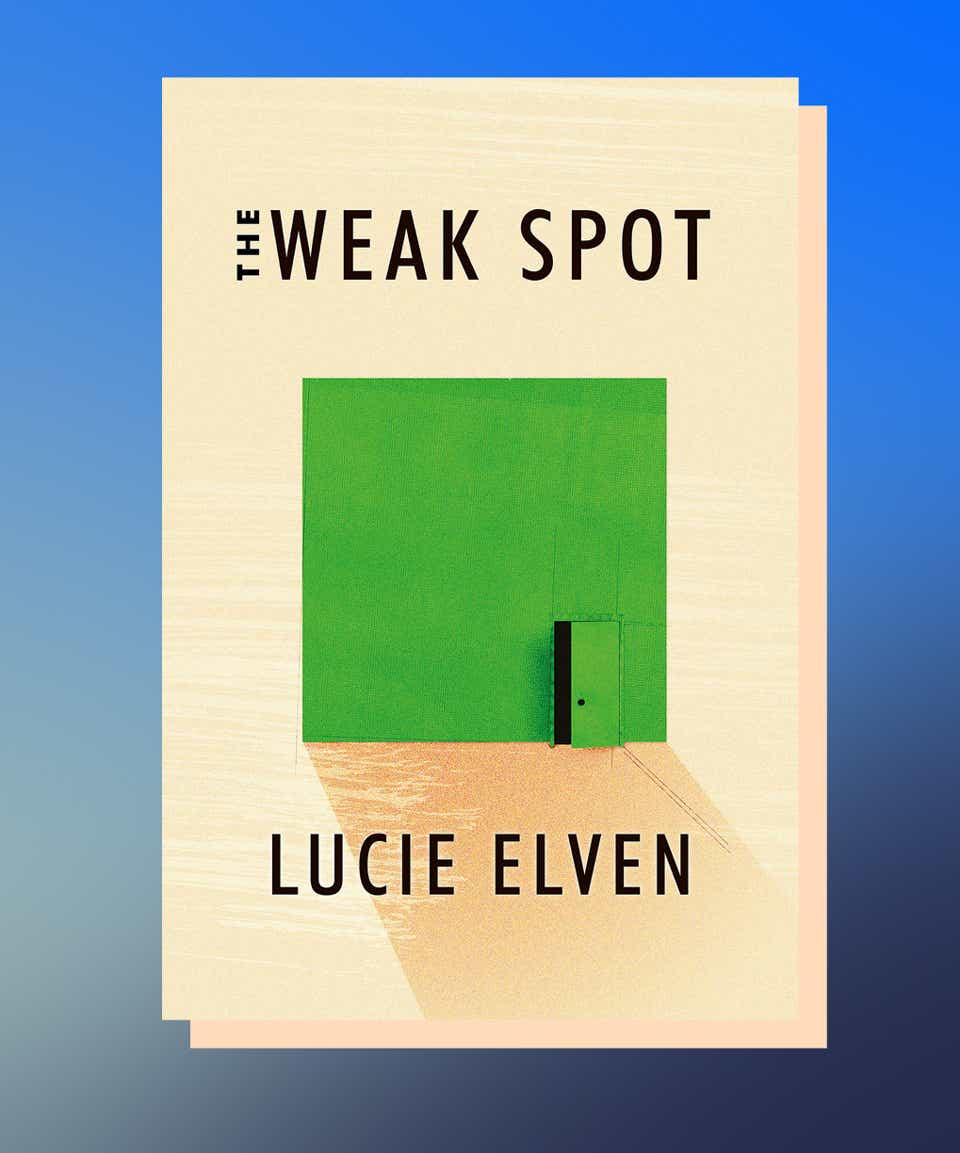 The Weak Spot by Lucie Elven