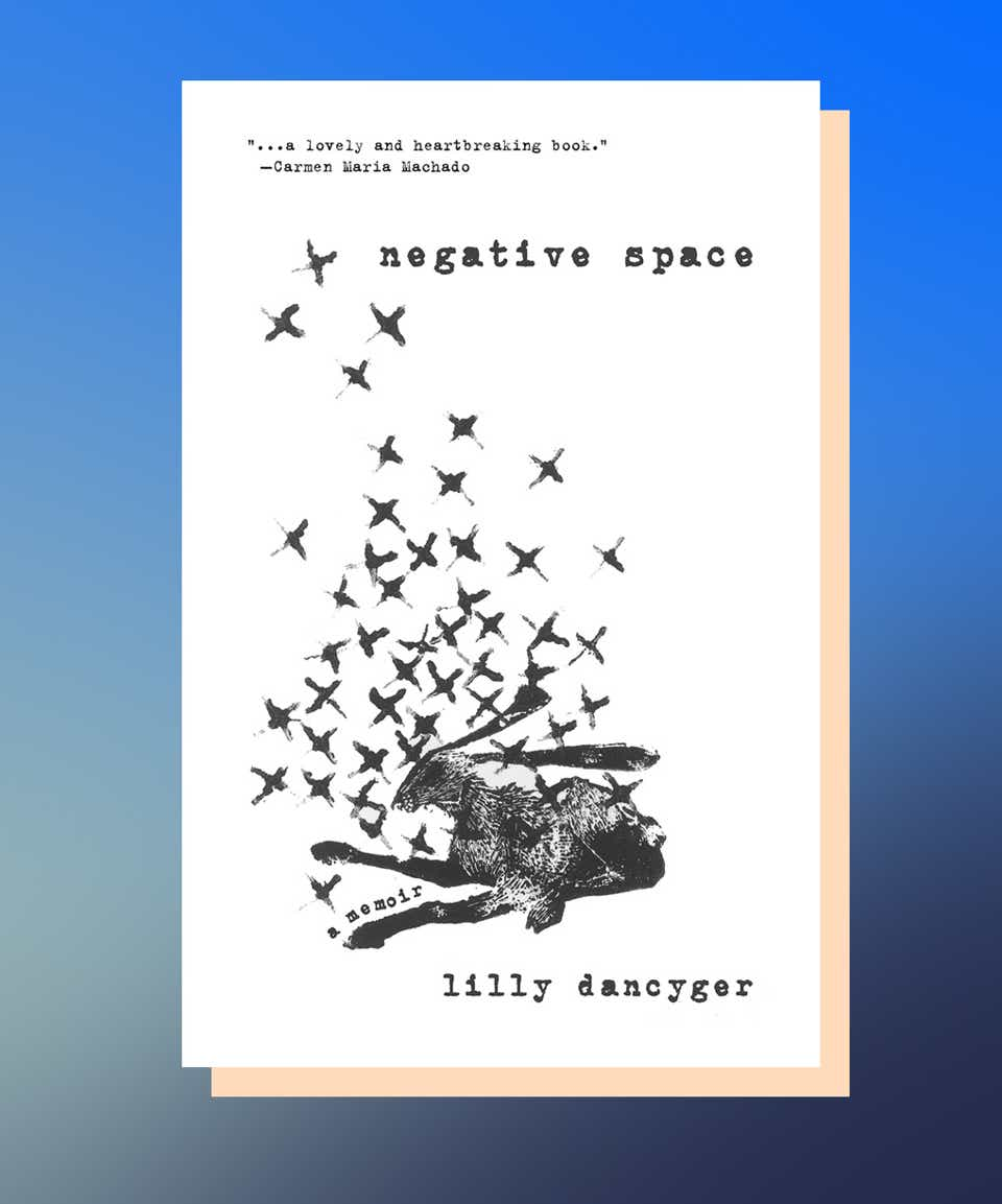 Negative Space by Lilly Dancyger