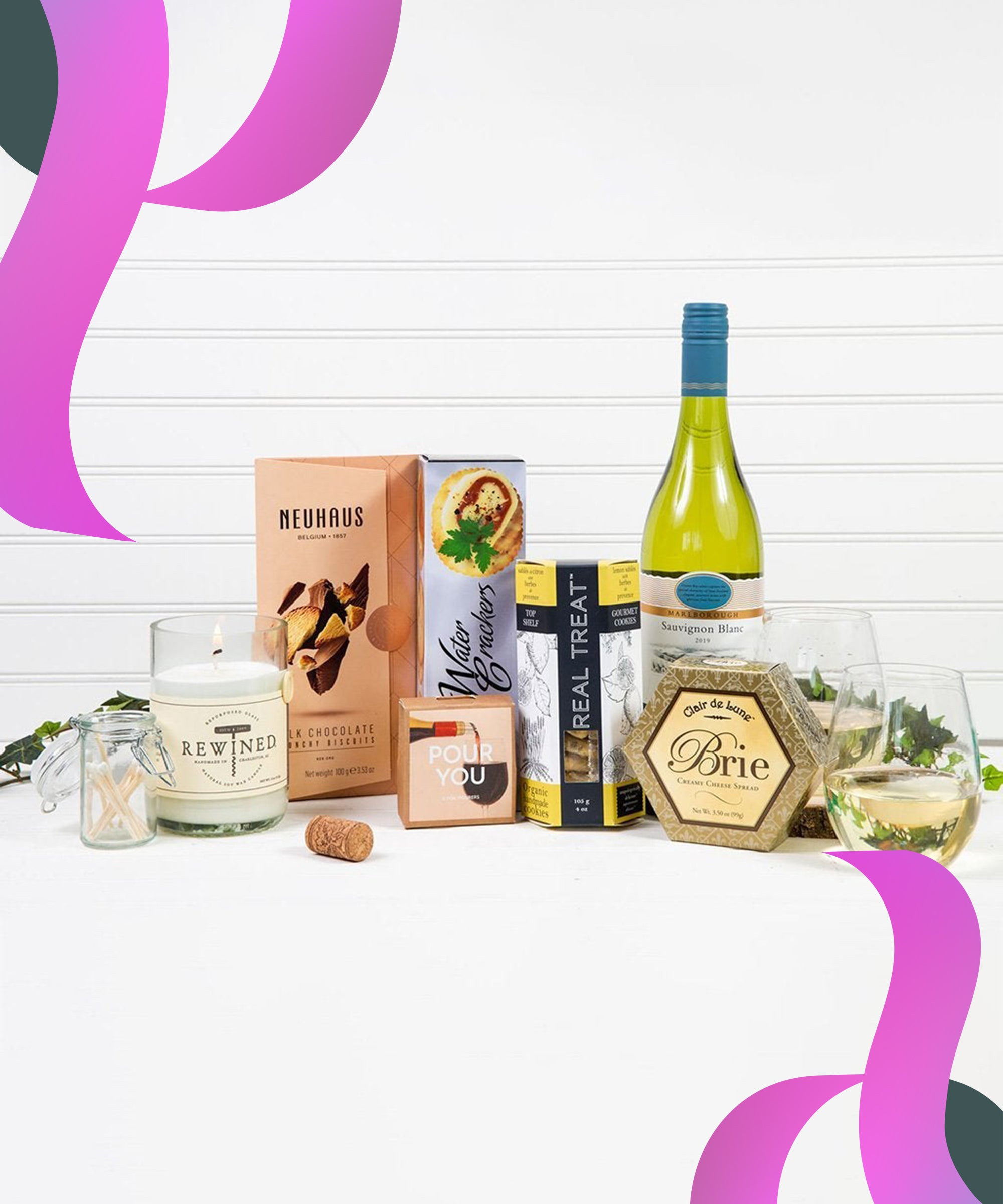The Best Wine Gift Baskets To Give This Holiday Season