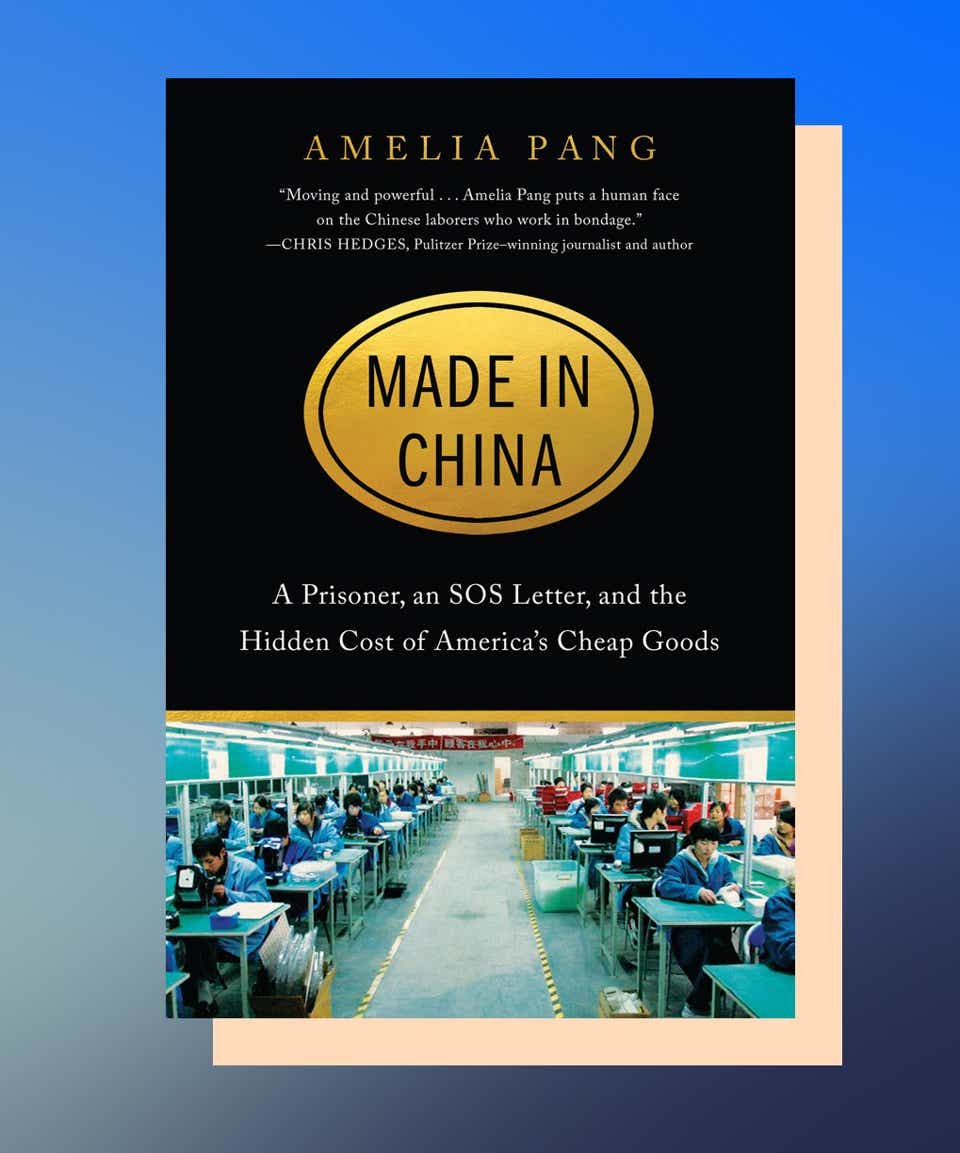 Made in China: A Prisoner, an SOS Letter, and the Hidden Costs of America's Cheap Goods by Amelia Pang
