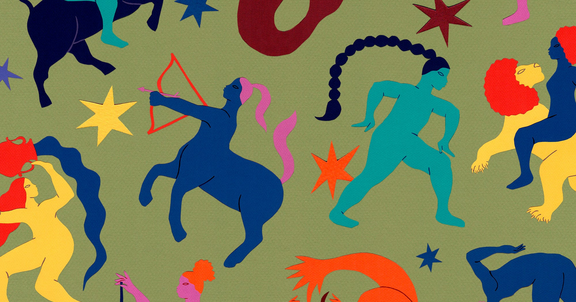 Your 2021 Horoscope Is Here