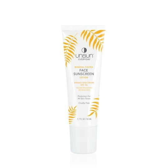 EVERYDAY Mineral Tinted Face Sunscreen