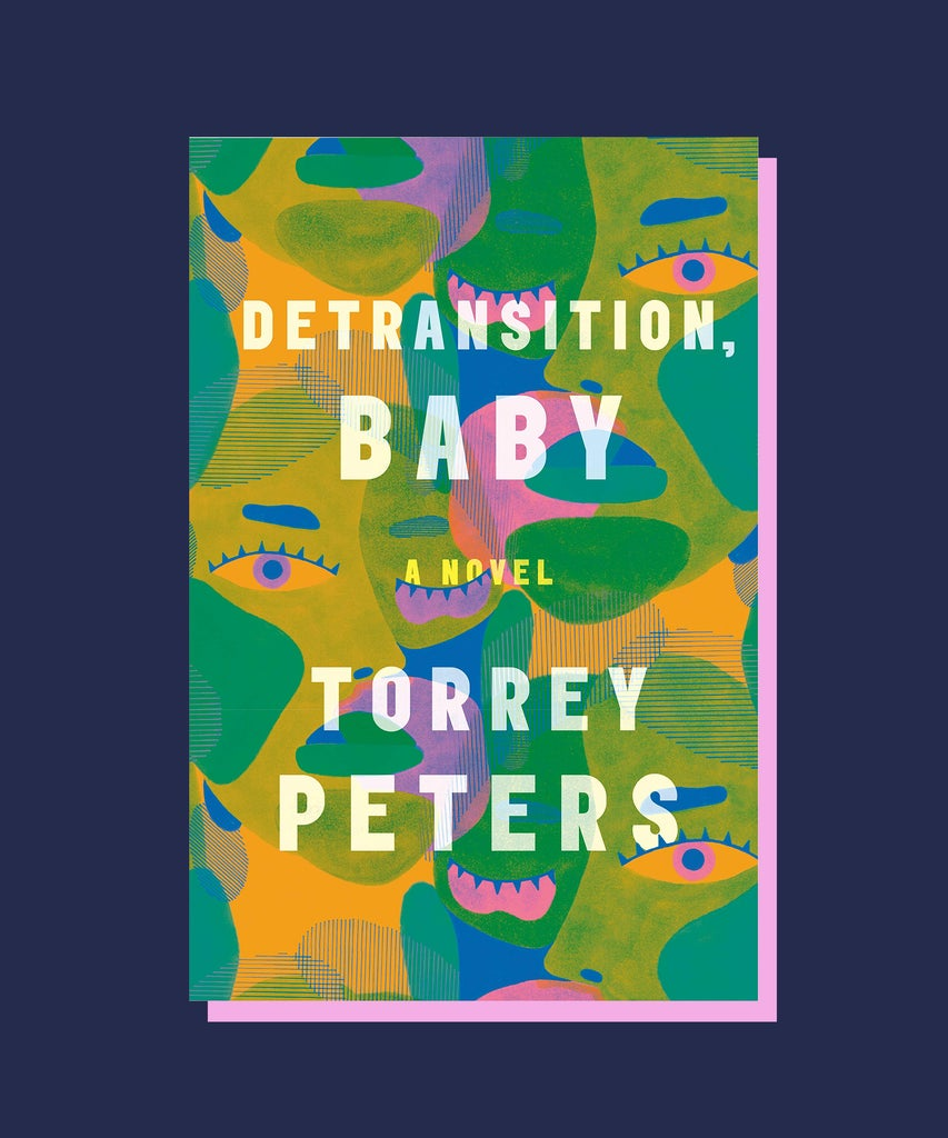 Torrey Peters Isn't Going To Be Distracted