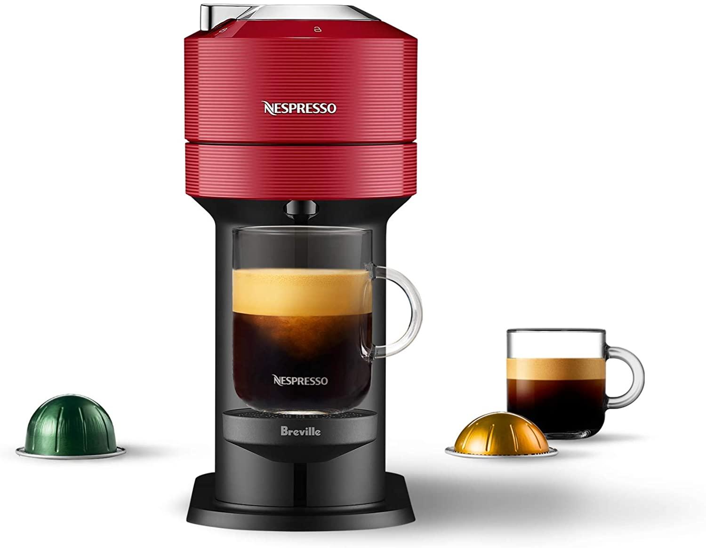 Breville + Nespresso Vertuo Next Coffee and Espresso Machine