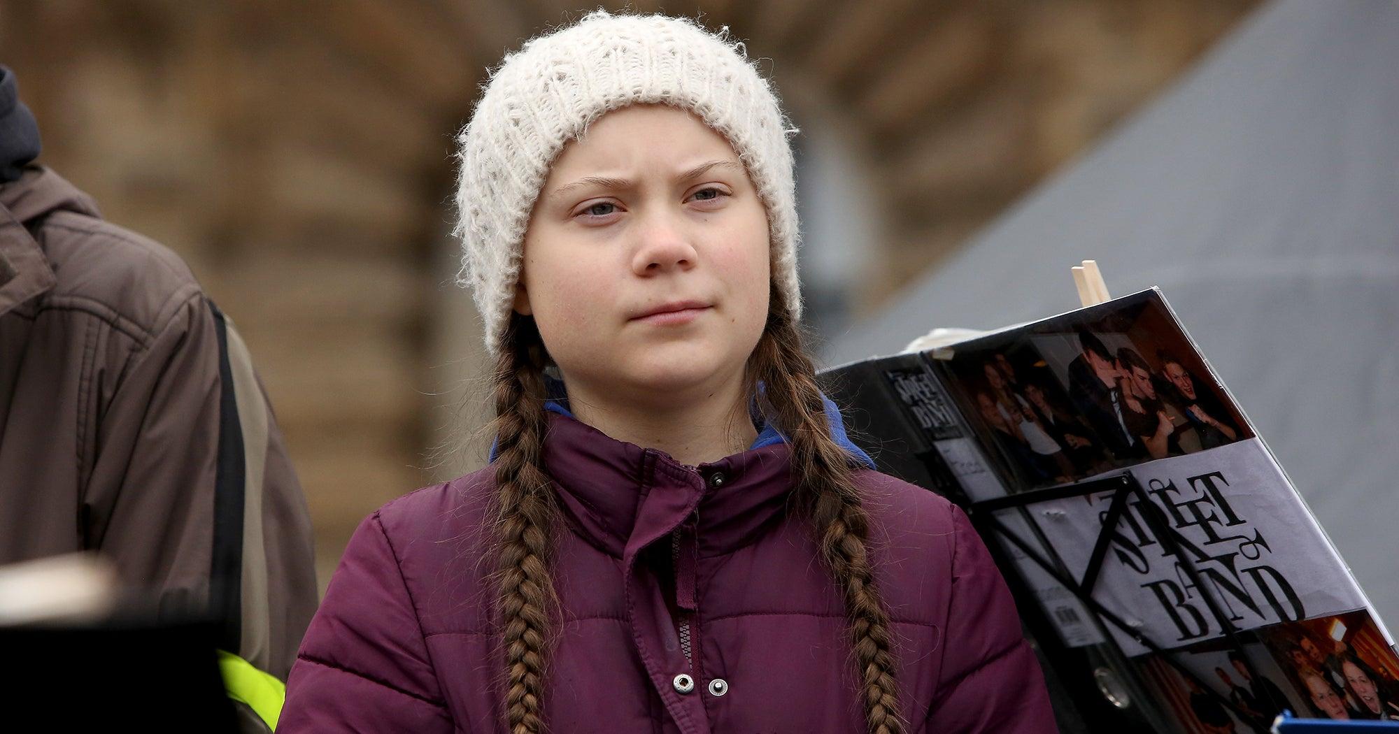 Greta Thunberg Faces Backlash For India Farmers Protest